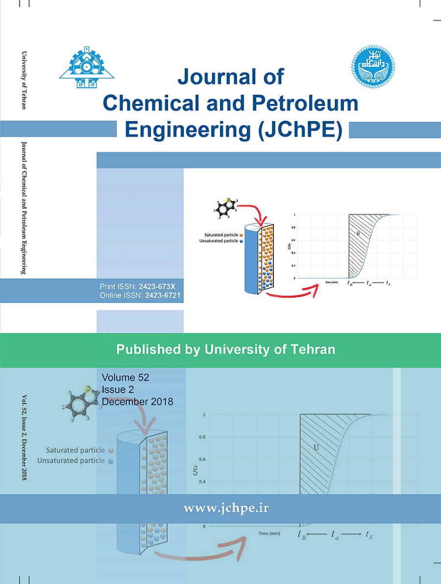 Journal of Chemical and Petroleum Engineering